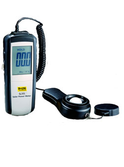 SL101 - Compact Irradiance Meter